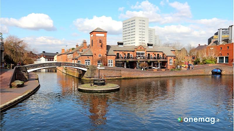 Cosa vedere a Birmingham, canale