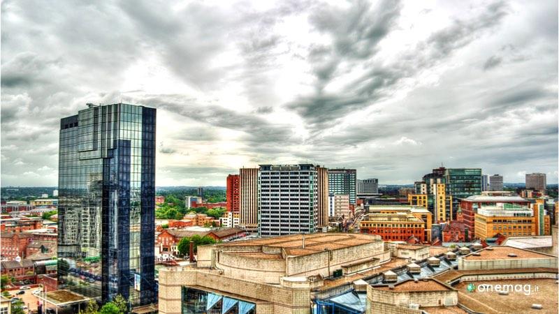 Cosa vedere a Birmingham, panoramica della città