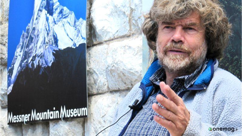 Il Castello di Brunico, il Messner Mountain Museum