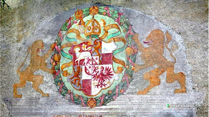 Castello di Brunico, stemma