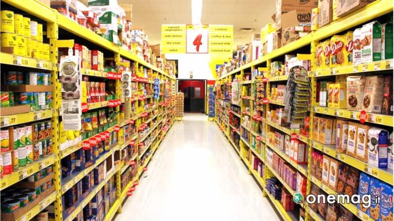 Quanto costa un viaggio in Canada, supermercato