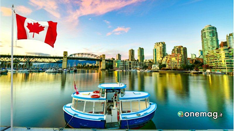 Perchè visitare il Canada, traghetto