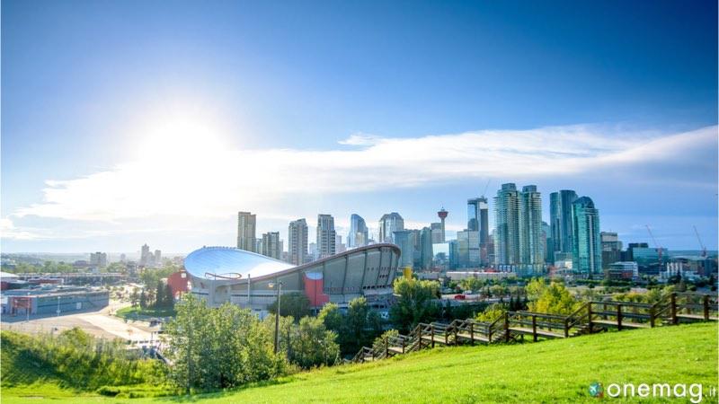 Quanto costa un viaggio in Canada, veduta