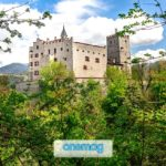 Castello di Brunico, l'altura della Val Pusteria