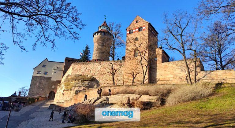 Norimberga, visita al Castello Imperiale