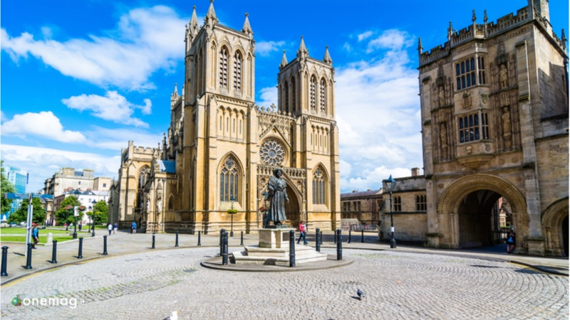 Cosa vedere a Bristol, La Cattedrale