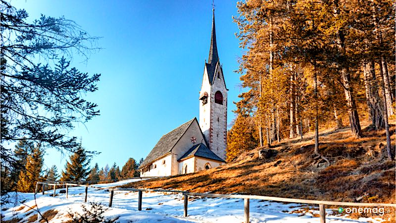 La Chiesa Di San Giacomo, Ortisei