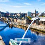 Newcastle-upon-Tyne, la vivace città inglese