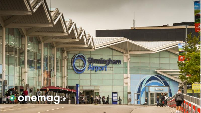 Cosa vedere a Birmingham, aeroporto internazione di Birmingham