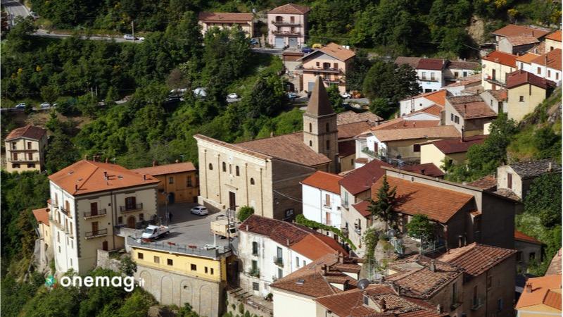 Cosa vedere a Castelmezzano, gli edifici religiosi di Castelmezzano