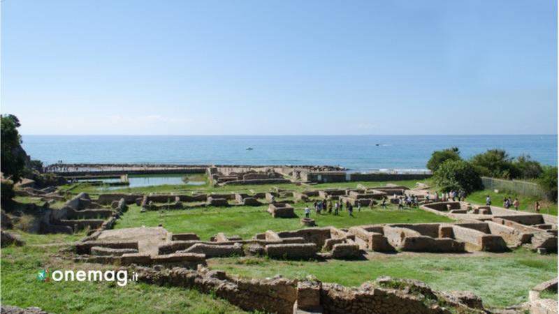 Cosa visitare a Sperlonga, la villa Tiberio