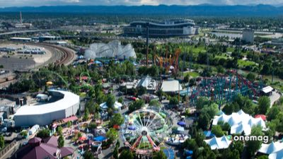 Denver, Elitch Gardens Park