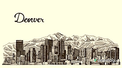 Denver, illustrazione