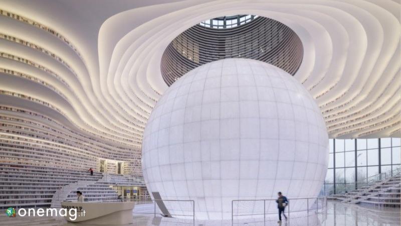 Le 5 biblioteche più sorprendenti del mondo, The Eye Library, Cina