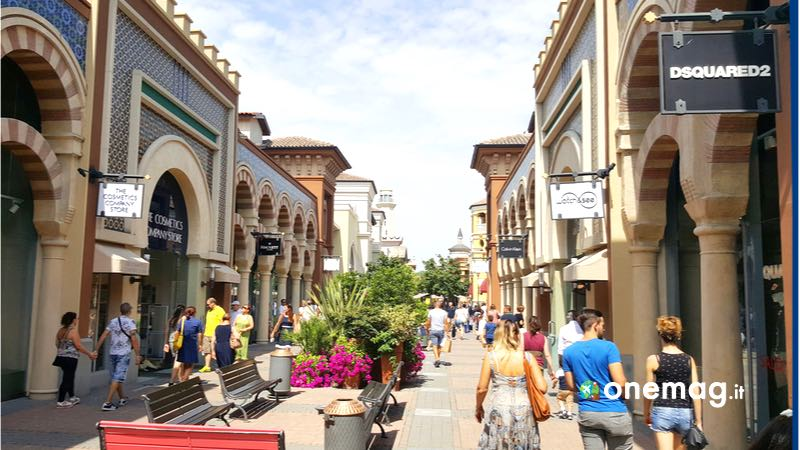 Fidenza, Outlet Village