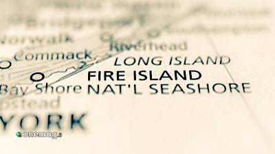 Fire Island, mappa