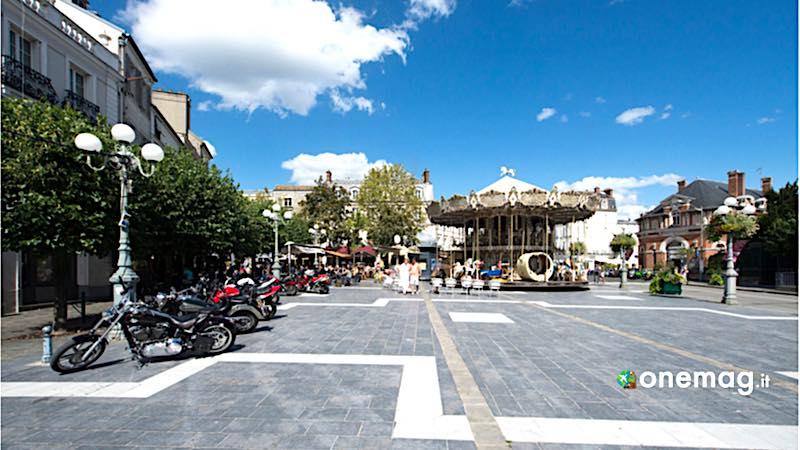Fontainebleau, Piazza Napoleone