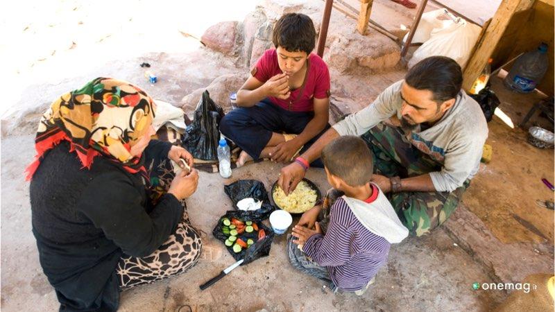 La cucina tipica della Giordania