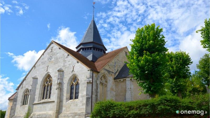 Cosa vedere a Giverny, Église Sainte-Radegonde