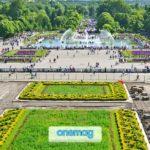 Gorkij Park, il parco divertimenti di Mosca