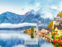 Hallstatt, il paradiso tra i monti dell'Austria
