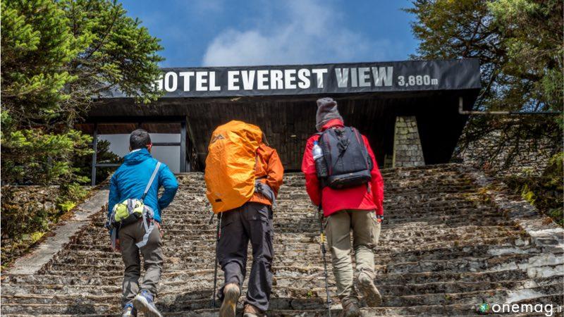 Questi gli hotel con il miglior panorama nel mondo