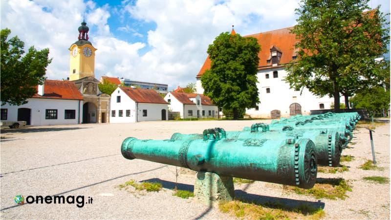 Ingolstadt, Museo di Storia Militare della Baviera