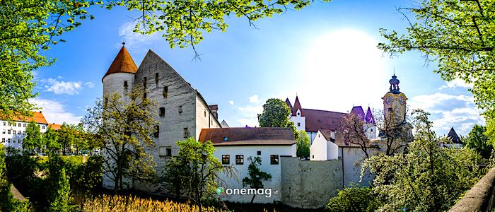 Cosa vedere a Ingolstadt, Nuovo Castello