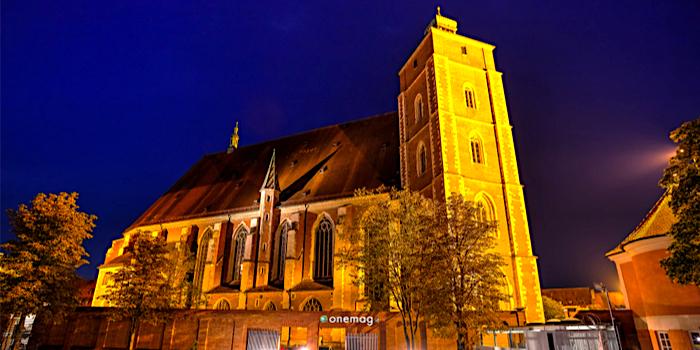 Cosa vedere a Ingolstadt, la Cattedrale