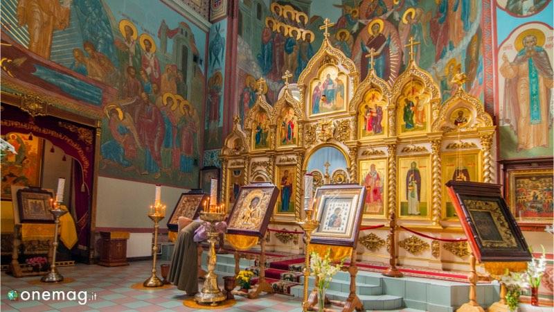 La Cattedrale della Natività di Riga, gli interni