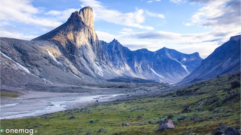 Le cinque isole più grandi del mondo, Isola di Baffin