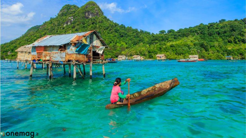 Le cinque isole più grandi del mondo, il Borneo