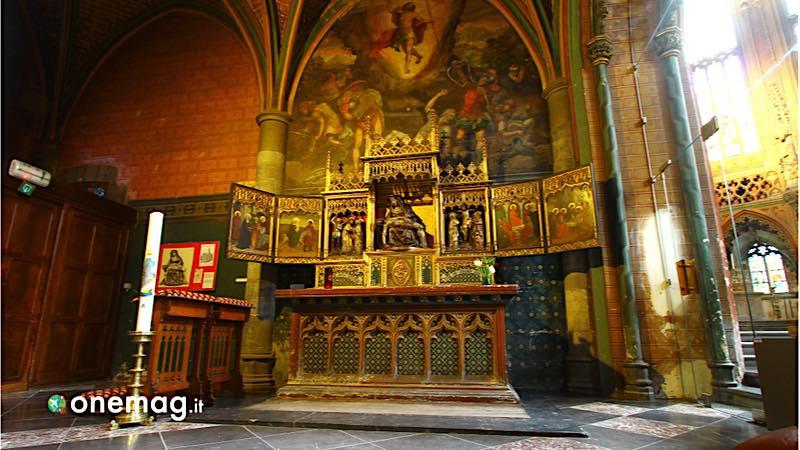 Liegi, interno della Cattedrake