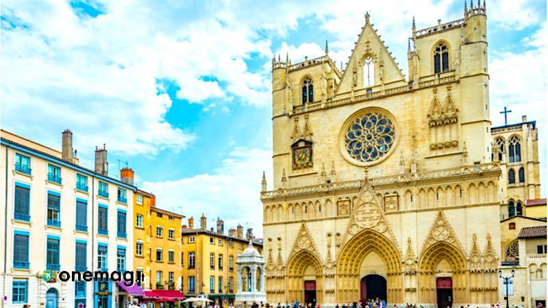 Lione, cattedrale