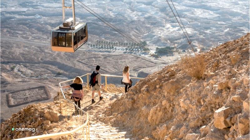 Cosa vedere a Masada, Israele
