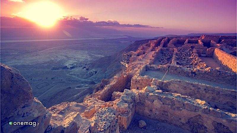 Cosa vedere a Masada