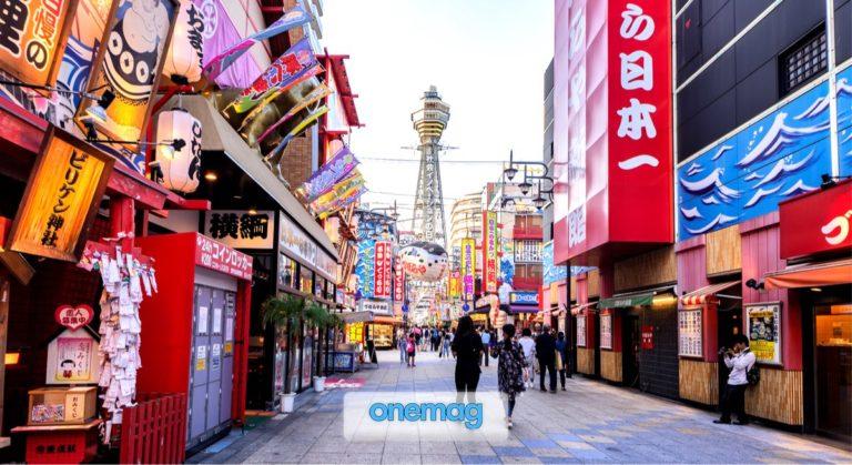 Minami, la nightlife di Osaka