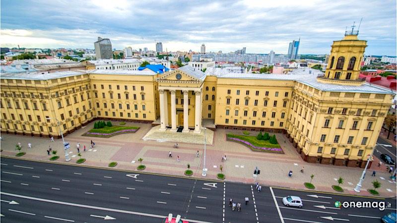 Viaggio in Bielorussia nel 2019