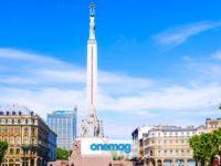 Riga, il Monumento alla Libertà