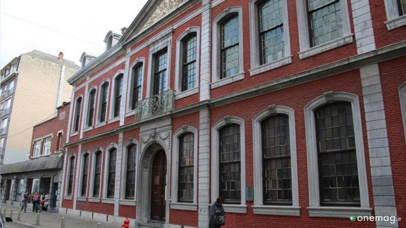 Visitare il Museo d'Ansembourg a Liegi