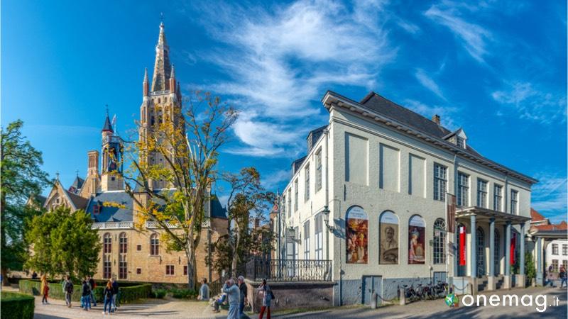 Le attrazioni principali del Belgio, Museo Groeninge