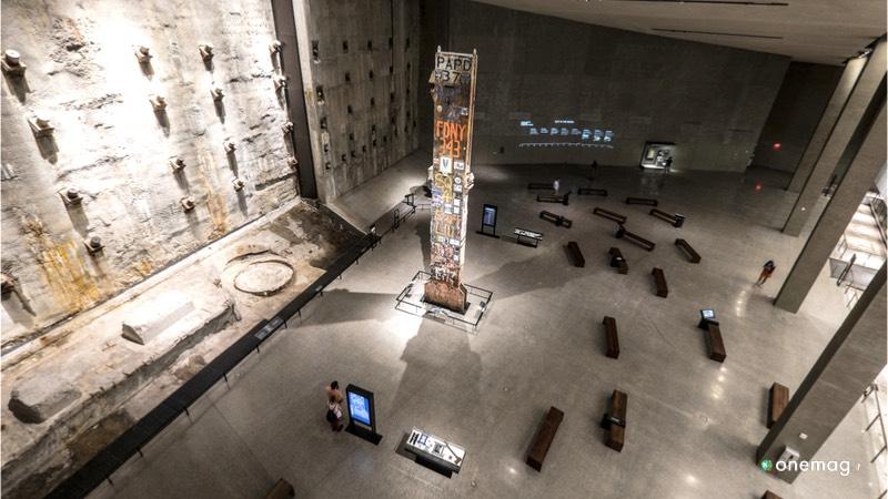 Il memoriale dell'11 Settembre di New York