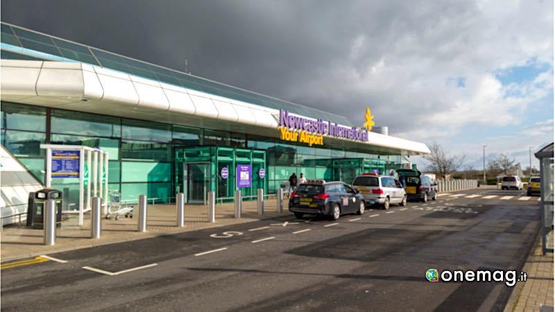 Newcastle, aeroporto