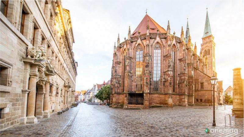Gli edifici religiosi di Norimberga, la Chiesa di San Sebaldo