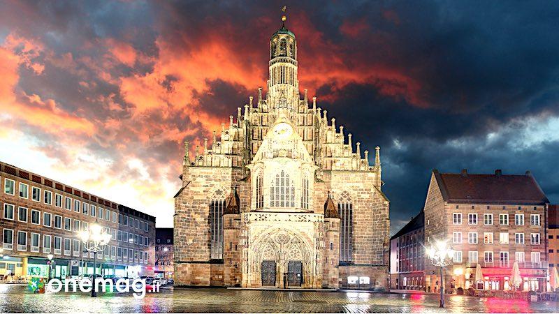 Norimberga, la cattedrale