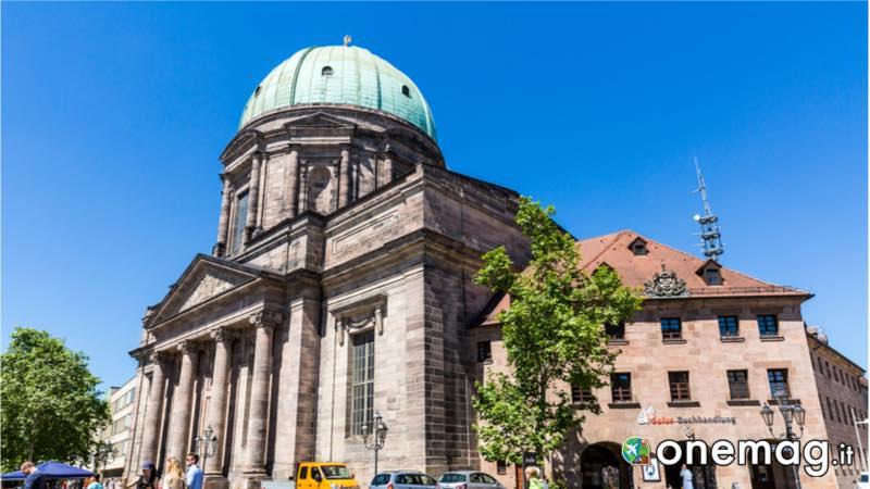Gli edifici religiosi di Norimberga, la Chiesa di Sant'Elisabetta