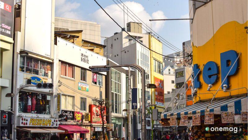 Il quartiere Minami di Osaka