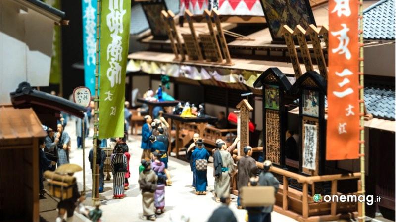 Osaka, museo di Storia