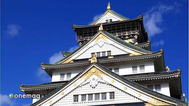 Osakajo, il castello di Osaka