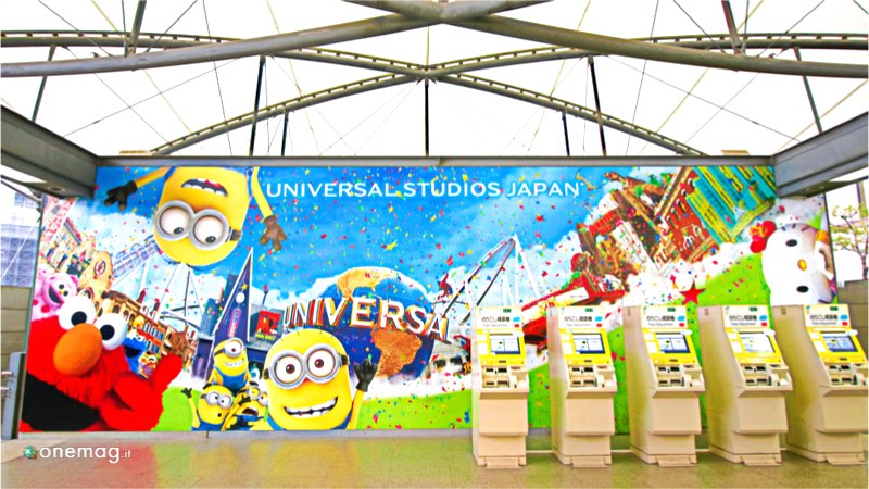 Universal Studios di Osaka